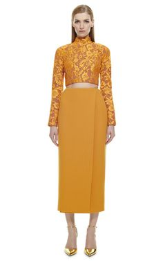 S Top by Emilia Wickstead for Preorder on Moda Operandi
