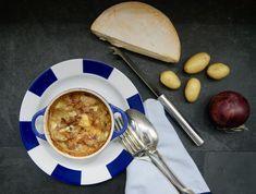 Pancakes, Eggs, Breakfast, Food, Seasonal Recipe, Cheese, Sliced Apples, Onion, Morning Coffee