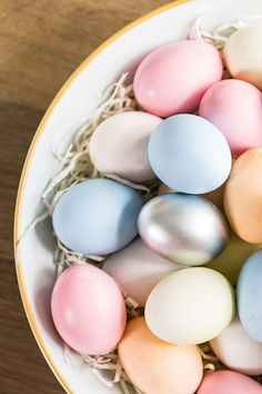 Easter Eggs and Pastels Easter Party Ideas | Photo 1 of 8
