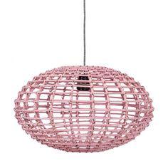 Kidsdepot hanglamp Pumpkin roze. Shop bij ons alles voor de hippe kinderkamer!