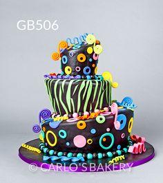 Carlo's Bakery Custom Cake