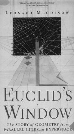"Leonard Mlodinow: Euclid's Window. One of his fine books.  Mlodininow states ""time and space can be warped. The Universe doesn't really have a beginning or an end; it's just inflating...."