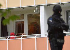 Anti-Terror-Einsatz in Chemnitz: Verdächtiger soll vom IS ausgebildet worden sein - SPIEGEL ONLINE - Politik