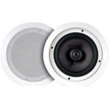 6 Ceiling Speaker Pair With 30w Stereo Amplifier And Bluetooth