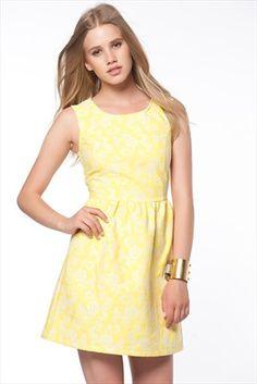 Elbise 2594NT4S0015 Nottis | Trendyol