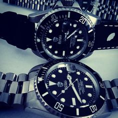 Rolex Watches customized by Royal Custom http://royal-custom.com