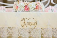 Main wedding table decoration www.myday.sk