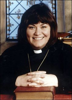 British sitcom starring Dawn French as the Vicar of the rural parish of Dibley Funny Charts, Vicar Of Dibley, Dawn French, Bbc Tv Series, Vicars, Church Of England, British Comedy, Old Shows, Bbc One