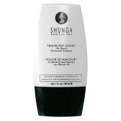 Shunga Stimulerende crème voor vrouwen - Rain of Love