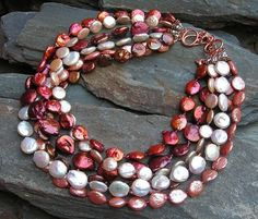 Harvest Moon | miabellacollection-jewelry ArtFire Gallery