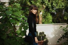 katharina holler Reebok, Turtle, Leather Jacket, My Style, Coat, Casual, Blog, Jackets, Fashion