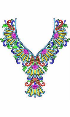 2014 Arabic Abaya Dress Embroidery Design