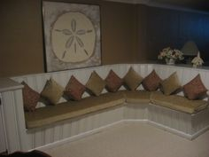Bench Cushions & Pillows -  Westerville, Ohio