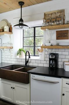 New Delta Faucet Shieldspray Technology faucet is a state of the art fixture that looks beautiful and performs beautifully.