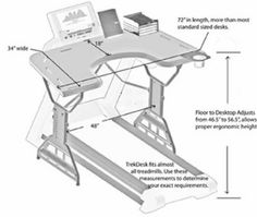 A Beginner's Guide to Setting Up a Treadmill Desk