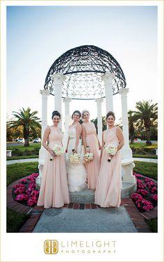 Vinoy Renaissance, St. Petersburg, Florida, Wedding, Wedding Photography, Limelight Photography, Bridal Party