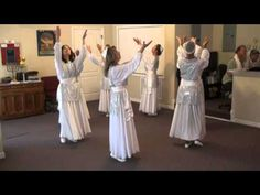 DAVIDIC DANCE: HOLY HOLY HOLY by Paul Wilbur - YouTube