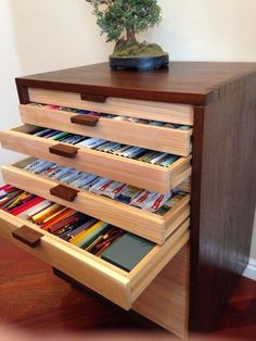 Art Supply Cabinet