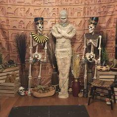 Egyptian scene by Halloween forum member avgjoefriday