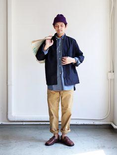 Japan Men Fashion, Mens Fashion, Fashion Outfits, Japanese Streetwear, Japanese Men, Japanese Street Fashion, Men Looks, Minimalist Fashion, Work Wear