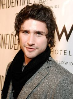 Matt Dallas - I thought he was so cute on Kyle XY. Im still mad they canceled that show