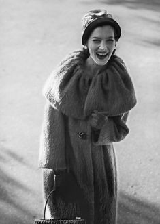 Rose Marie Le Clerc, New York, 1958, Photo by Jerry Schatzberg