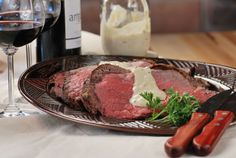 Holiday Roast Prime Rib with Sauce Raifort - Chef Michael Smith