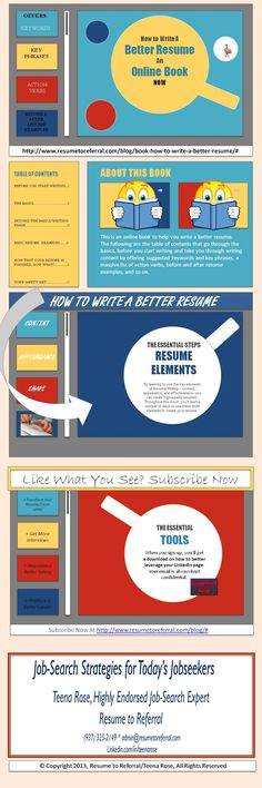 Graphical bio Teena Rose Who`s and What`s Concerning Your - how to write a better resume