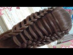 peinados recogidos faciles para cabello largo bonitos y rapidos con trenzas para niña para fiestas34 - YouTube