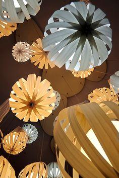 Raindrop Clusters / LZF Lamps : Iluminación de Javier Herrero* Studio
