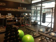 Want to work out but don't feel like driving to the nearest #gym? Walk on over to one of the two gyms in Monroe Street Market in Brookland Works!