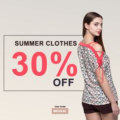 30% OFF Sitewide.. No Exclusion!! Yeah..Thats Right!! Enter MEGA30 at the time of checkout :) Visit www.tryfa.com now and grab the Offer..!! newfashionableclothes.blogspot.com