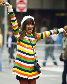 The Most Fashionable TV Shows of All Time - Glee