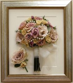 Wedding bouquet in a frame have your bouquet preserved and wedding bouquet preservation specialists precious petals solutioingenieria Image collections