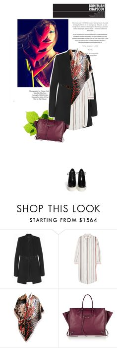 """dream on"" by crilovesjapan ❤ liked on Polyvore featuring Topshop, Nico, Victoria Beckham, Maison Margiela, Hermès, Balenciaga, STELLA McCARTNEY and modern"
