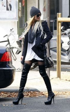 I know it's A LOT, but I really want over the knee boots!
