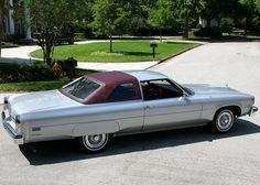 1976 Oldsmobile Ninety Eight Regency Coupe