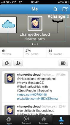 #changeit @changethecloud https://vimeo.com/60790448