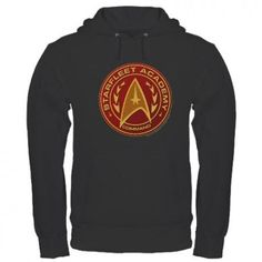 Star Trek Hoodie - Starfleet Academy Command | Star Trek Shop
