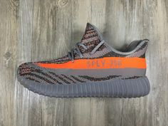 9b70e8a0a98 Adidas Yeezy 350 V2 Boost 550 Gray orange Yeezy Boost 750
