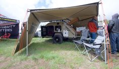 The Making of a Teardrop Trailer... - WildernessDave.com