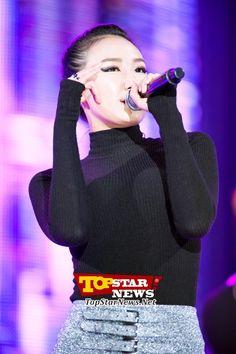 이엑스아이디(EXID) LE, '파워 래퍼 …'뮤콘 서울 2012' 개막식 현장 [KPOP PHOTO]