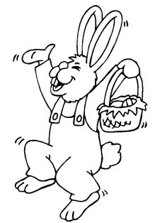 Nice Free Easter Bunny Coloring Pages 93 bunny coloring page easter