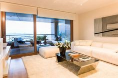 Portixol/ Es Molinar, Palma de Mallorca: Penthouse in Portixol with private pool. 3 bedrooms, 3 bathrooms, price on request. High quality apartment with private pool.