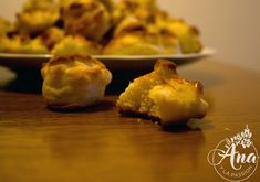 int this recipe you can reuse your cooked potato by Ana y la passion Scones, Food Waste, Reuse, Garlic, Potatoes, Passion, Vegetables, Potato, Vegetable Recipes