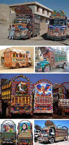 indian jingle trucks