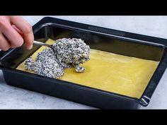 Bármely pillanatban megérdemled az ízletes falatokat - Mákos-túrós süti!   Cookrate - Magyarország - YouTube Cheesecake, Griddle Pan, Queso, Cake Cookies, Mac, Orice, Youtube, Biscuit Cake, Breakfast