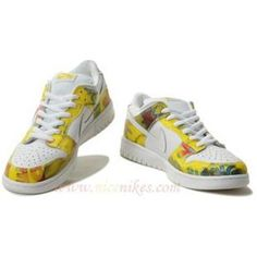 separation shoes 92b62 3d9d3 304292 171 Nike Dunk Low SB De La Soul Edition White Yellow K03012