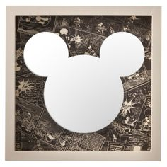 Mickey Mirror from Target
