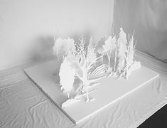 A short animated film directed by Alex Schulz. I like how the movie starts out with the paper forest rising from the floor. Link via Behance Network